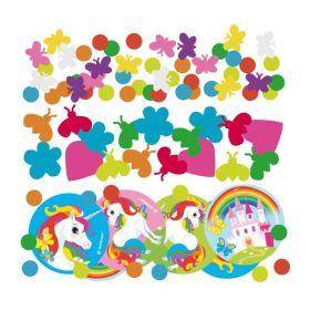 Unicorn 3 Pack Confetti