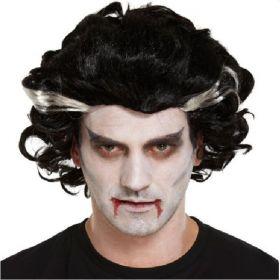 Adult Male Vampire Wig
