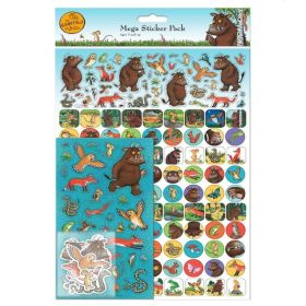 The Gruffalo Mega Pack Stickers