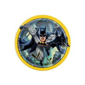 "Batman 9"" Plates pk8"