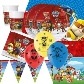NEW Paw Patrol Deluxe Party Pack for 16