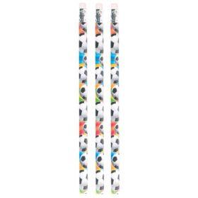 Championship Soccer Pencil, pk12