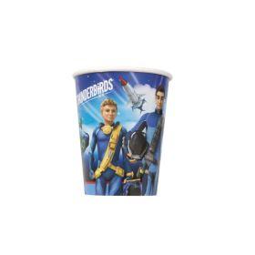 Thunderbirds Cups, pk8