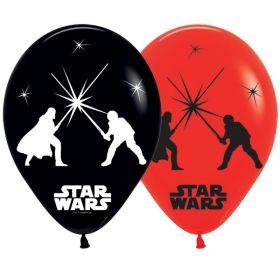 """Star Wars LED Latex Balloons 11"""", pk5"""
