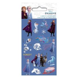 Frozen 2 Party Bag Stickers, pk6