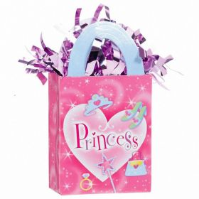 Princess Balloons Tote Weight 156g