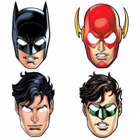 Justice League Masks, pk8
