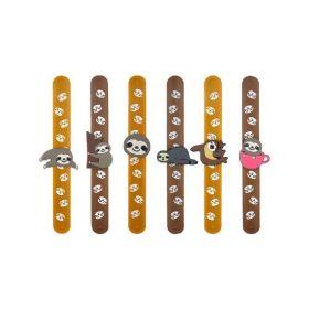 Sloth Snap Bracelet