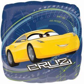 Cars 3 Cruz-Jackson Standard Foil Balloon 17''