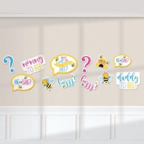 What Will It Bee? Cut-Outs, pk12