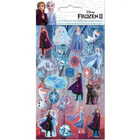 Frozen 2 Foil Stickers