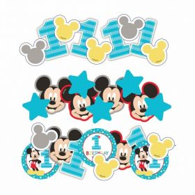 Mickey Mouse Fun to Be One 3-Pack Confetti