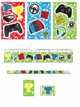 Gamer Stationery Set