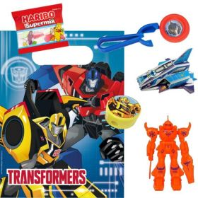 Transformers Pre Filled Party Bags