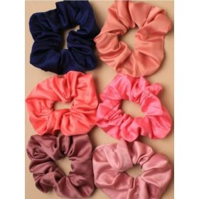 Satin Fabric Scrunchie