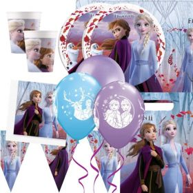 Disney Frozen 2 Deluxe Party Pack for 16