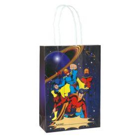 Superhero Paper Party Bag