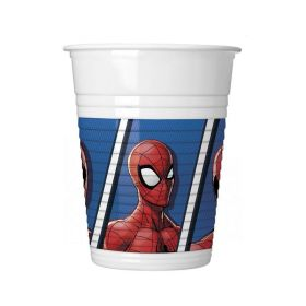 Spiderman Cups