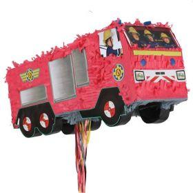Fireman Sam Pull Pinata