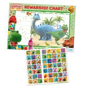 Dinosaur Roar! Reward Chart & Stickers