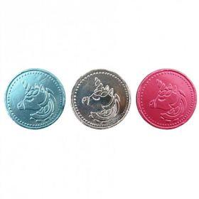 Milk Chocolate Unicorn Coin