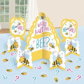 What Will It Bee? Table Decorating Kit, pk8