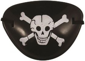 Pirate Eye Patch, one supplied