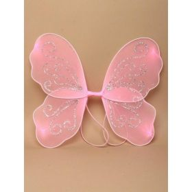 Pink Fairy Wings