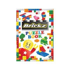 Brickz Puzzle Book