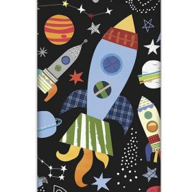 Outer Space Party Tablecover 1.37m x 2.13m