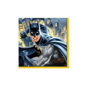 Batman Napkins pk16