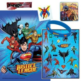Justice League Pre Filled Party Bags (no.2), One Supplied