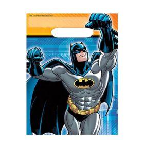 Batman Dark Hero Party Bags