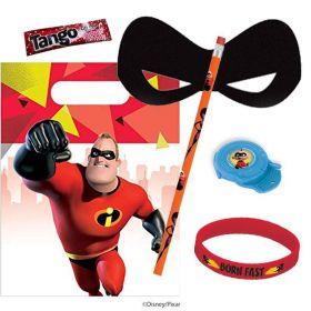 The Incredibles 2 Pre Filled Party Bags (no.2), One Supplied