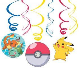 New Pokemon Swirl Decorations, pk6