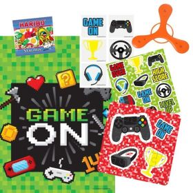Game On Pre Filled Party Bags