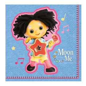 Moon and Me Party Napkins