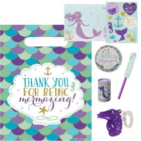 Mermaid Pre Filled Party Bags