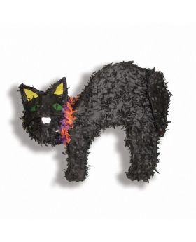 Black Cat Pinata 58.4cm