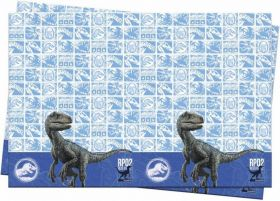 Jurassic World Fallen Kingdom Plastic Tablecover 1.2m x 1.8m