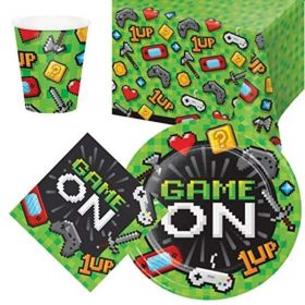Game On Party Pack