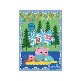 Peppa Pig Stickers Pad