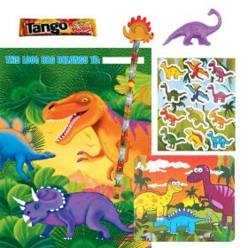 Dinosaur (Prehistoric) Pre Filled Party Bag (no.2), One Supplied