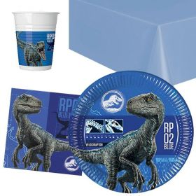 Jurassic World Party Tableware Pack