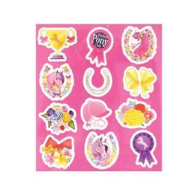 Ponies Stickers Sheet