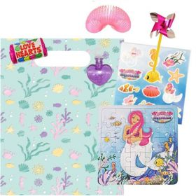 Mermaid Pre Filled Party Bags (no.2), One Supplied