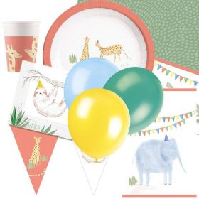 Safari Party Ultimate Pack for 8
