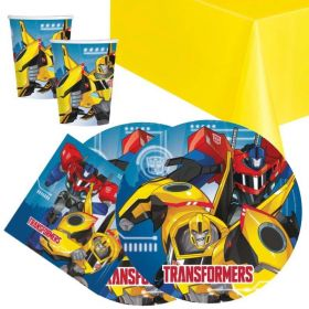 Transformers Party Tableware Packs