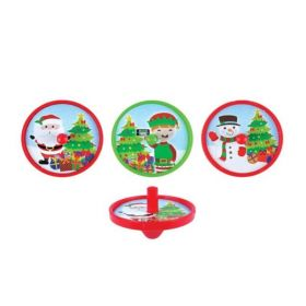 Christmas Spinning Top 4cm