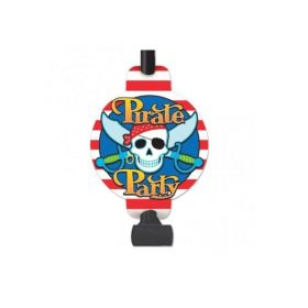 Pirate Party Blowouts, pk8